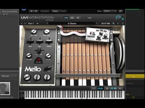 Multi Sampled Mellotron Mello Sound Demos