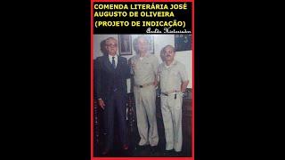 COMENDA JOSÉ AUGUSTO DE OLIVEIRA