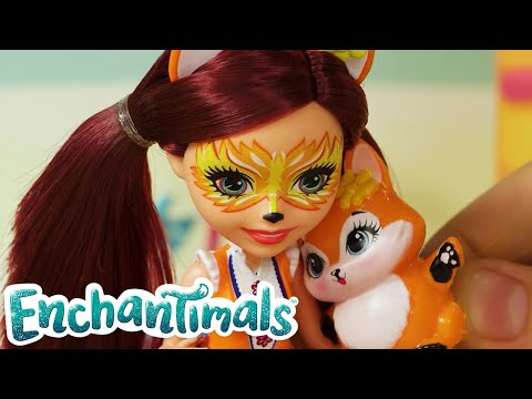 Enchantimals Россия ????Приключение везде ????энчантималс куклы ???? Куклы-колдуны