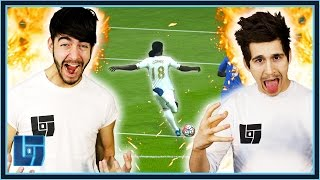 iLukas VS Razzbowski - FIFA:16 SUPER HUMAN 1v1 | Legends of Gaming