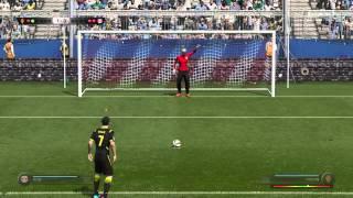 Saves penalty by Lev Yashin (Solovyov)