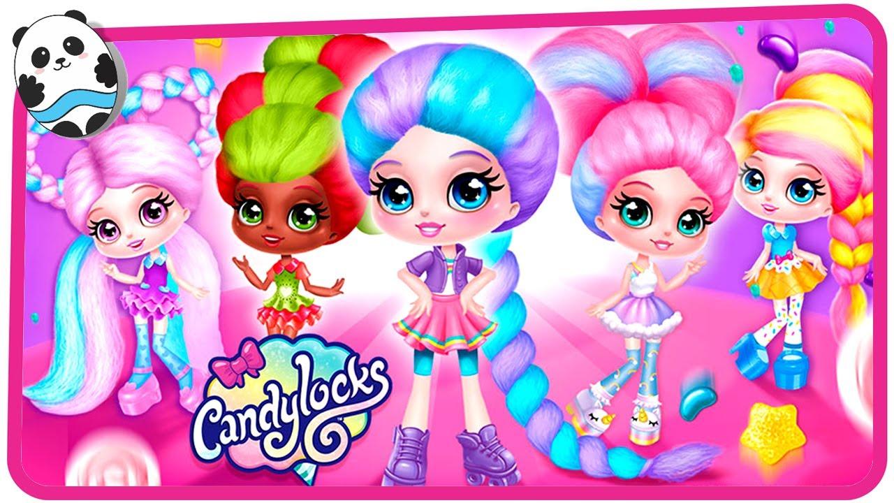 Fun Baby Hair Styling & Makeup Kids Games – Candylocks Hair Salon – Dress Up Games for Girls | Tóm tắt những tài liệu nói về game salon mới cập nhật