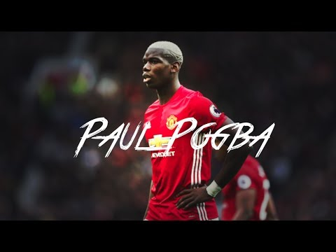Paul Pogba, All Goals U0026 Assists (2016/17) For Manchester United (Just Commentary).