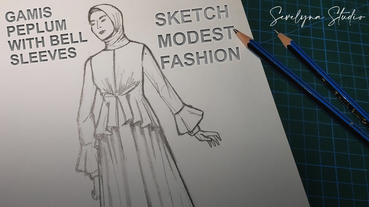 HOW TO DRAW TRENCH COAT  DRAWING A CLOTH IN 12 MINUTES - YouTube