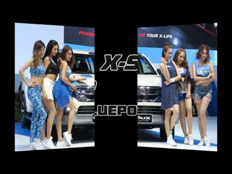 รวมภาพและราคา  ISUZU d-max MU-X V-CROSS Hi-Lander X-SERIES SPEED ในงาน Bangkok Motor Show 2016