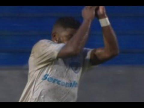Gol de Jô, Londrina 1 x 0 Tupi-MG - Série B 04/06/2016
