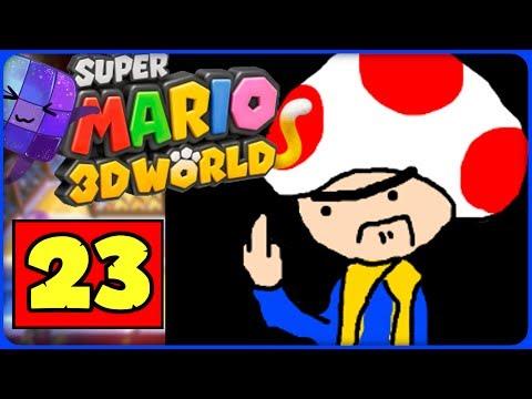 #23 WUT im Casino! 🐱 SUPER MARIO 3D WORLD (Deutsch 60fps)