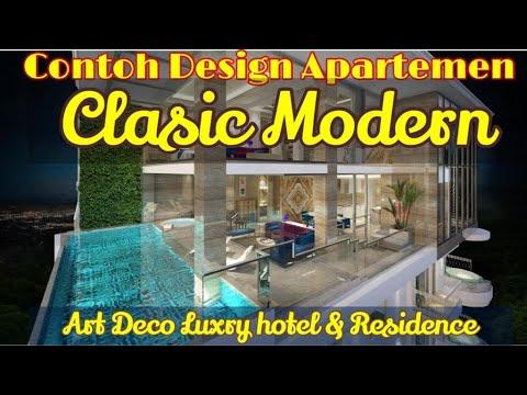 Art Deco Luxury Apartment Ciumbuleuit Bandung Utara dekat UNPAR dan ITB 082120688796