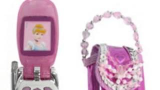 Princesas Disney Teléfonos Celular Juguetes Infantiles