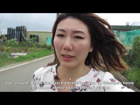 [Vlog] Fresh Sashimi bowl and 737 night market in Neihu, Karaoke night and visiting grandpa