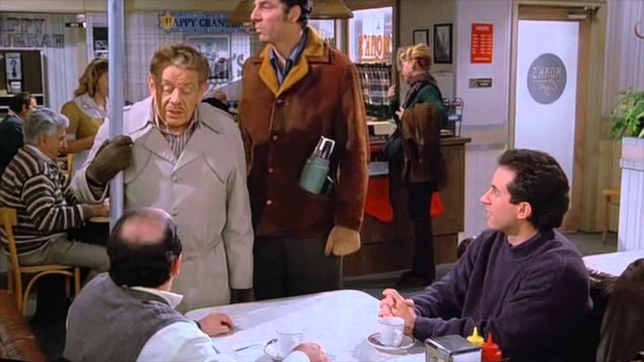 Seinfeld Christmas.The Story Of Festivus