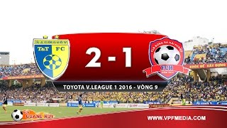 ha noi tt vs hai phong 2-1  highlights