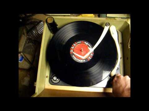 Circa '57-'58 Zenith Cobra-Matic record player & radio - part one