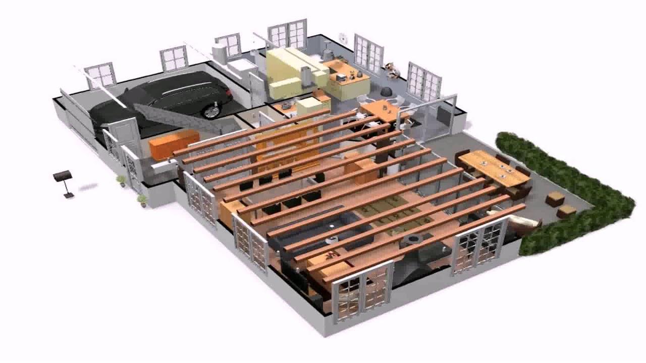 Planner 5d home design for pc youtube for Planner 5d design d interni