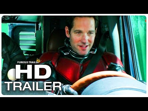 ANT MAN AND THE WASP Bloopers - Gag Reel &...