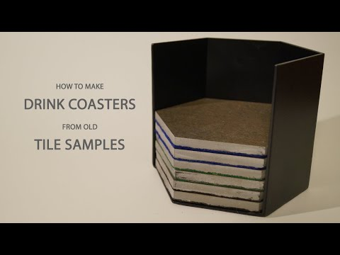 how-to-make-drink-coasters-from-tile-samples---repurposing