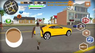 Grand Miami Crime City Mafia Simulator Android Gameplay