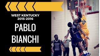 Pablo Bianchi - Mid-Season Highlights 2015-16