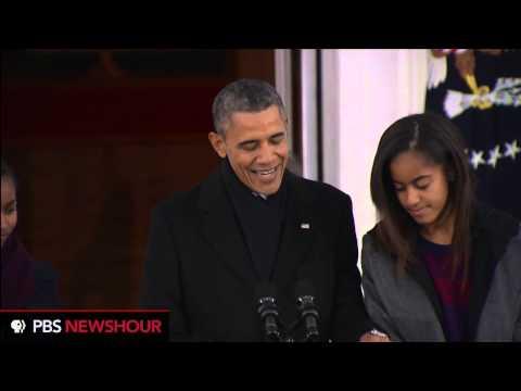 Obama designates Popcorn as National Thanksgiving Turkey