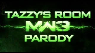 Drake - Marvins Room (MW3 Parody) Tazzy