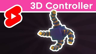 Thumbnail for 'I converted the Celeste controller into 3D #Shorts'
