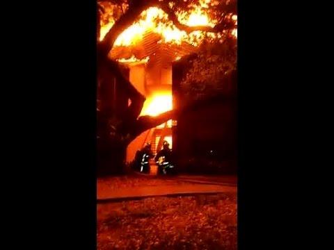 St. Petersburg Apt. Fire Video 2: Credit Brandon Reilly