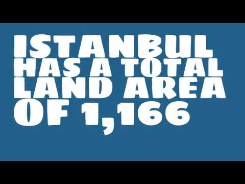 What is the population of Istanbul?