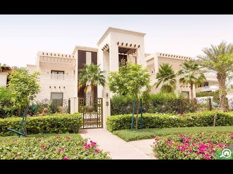 House Of The Week: A Unique 6-Bed Villa In Emirates Hills, Heaven On Earth