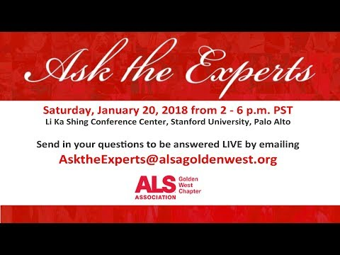 """2018- """"Ask the Experts""""- Palo Alto"""