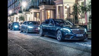 Кто круче! BMW 7-Series 2019 против Mercedes S-Class!
