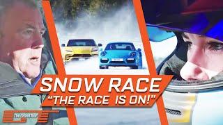 The Grand Tour: Snow Race