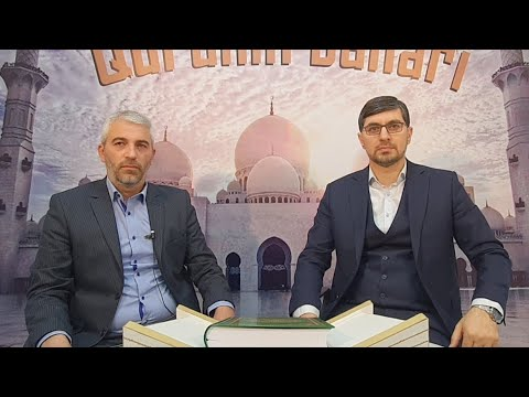 Quranın baharı Mübarek Ramazan Bəqara surəsinin 284-286-cı ayələrinin tərcüməsi