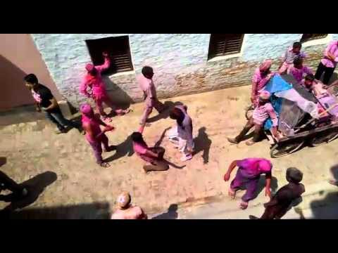 Holi video 2016