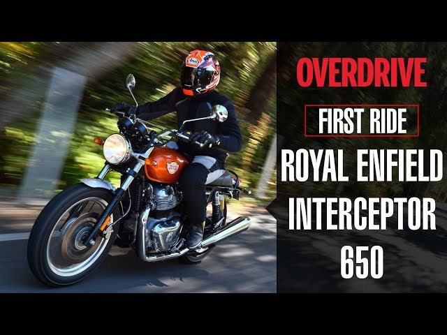 2018 Royal Enfield Continental Gt 650 Twin And Interceptor 650 Twin