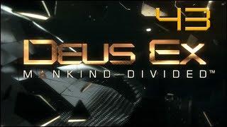Deus Ex: Mankind Divided - Ep43 - The Clockmaker