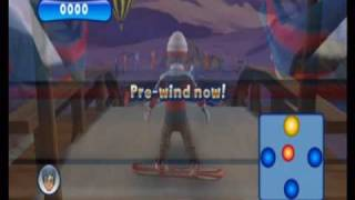 Mountain Sports (Wii) Freestyle Skiing