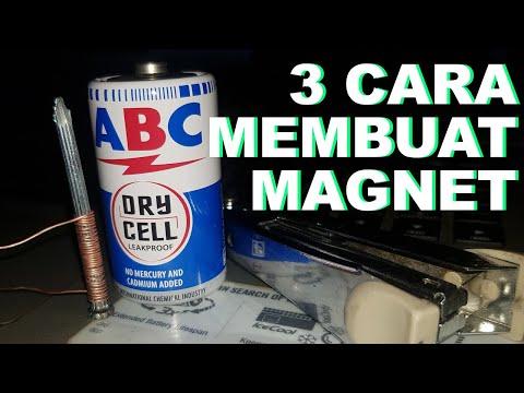 Cara membuat magnet-Elektromagnetik-Belajar Fisika Gratis BFG25.