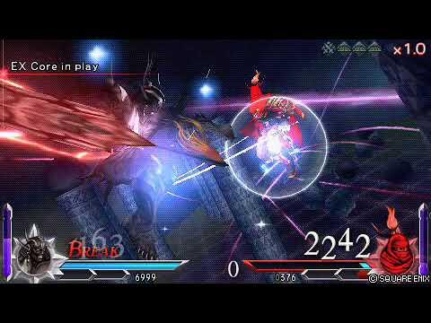 Dissidia Final Fantasy Replay Garland VS Gilgamesh