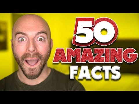50 AMAZING Facts to Blow Your Mind! #106