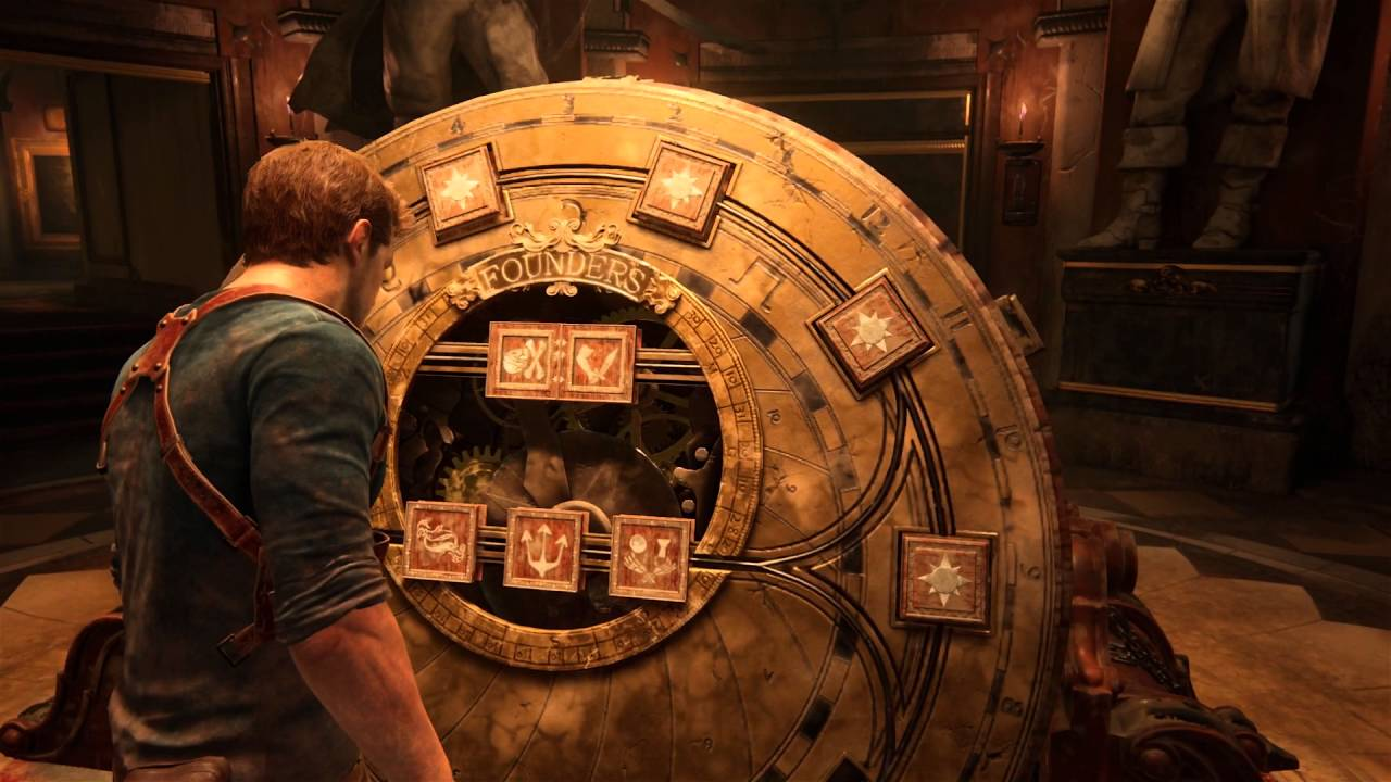 Uncharted 4 Chapter 11 Puzzle Solution Youtube