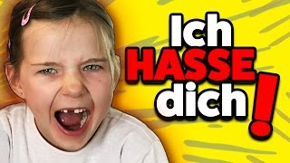 Ich hasse dich Papa 😱  TOP 10 LÜGEN von Kindern mit Lulu & Leon - Family and Fun