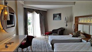 Отдых в Турции Обзор номера Отель Justiniano Deluxe Resort 5 корпус Theodora