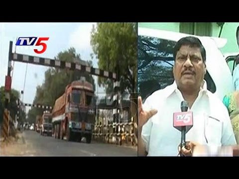 Central Government Approves 4 Lane Highway For Chittoor | MP Sivaprasad | TV5 News
