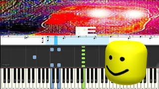 Rush E But It's Roblox Death Sound!! (MIDI DOWNLOAD)