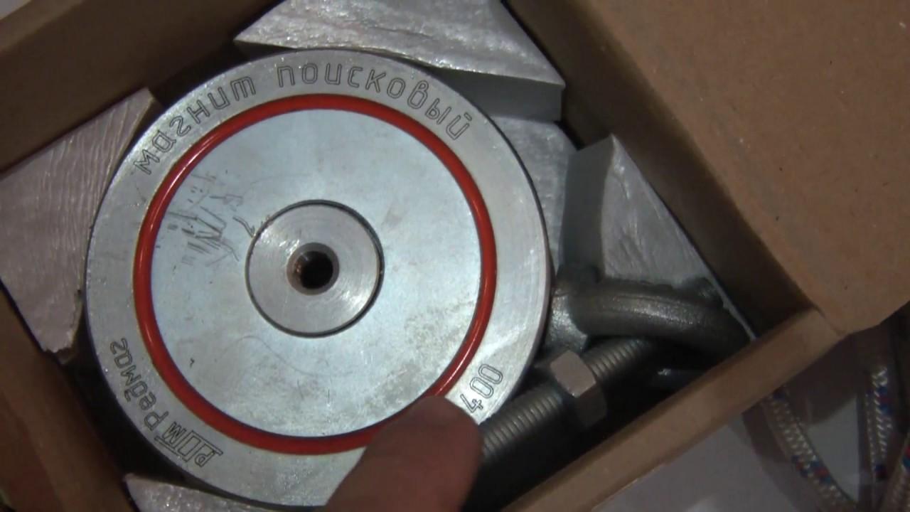 Поисковый магнит редмаг представляет собой точеный стальной стакан с вклееным в него магнитом. Корпус и магнит имеют покрытие цинк для работы в воде. Все магниты комплектуются рым болтом (двусторонние – двумя). Максимальная рабочая температура 80°с. Купить поисковый магнит редмаг от.