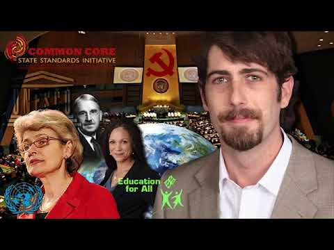 "The Elites' New World Order ""Education"" Agenda to Dumb Down Kids at School 
