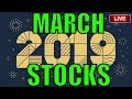 """Stocks Rally On """"Final China Deal"""" – Day Trading Live, Stock Market News & Trading Options!"""