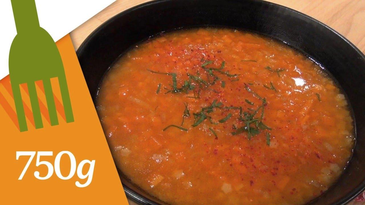 recette de soupe de p 226 tes 750 grammes