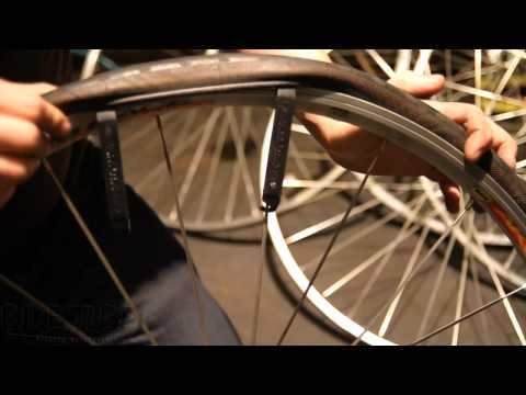 Replacing or Fixing a flat bike tire or bicyle tube | TheBikeTube.com
