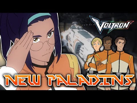 THE PALADINS RETIRE? - The MFE Pilots Are The New Team Voltron | Voltron: Legendary Defender Theory